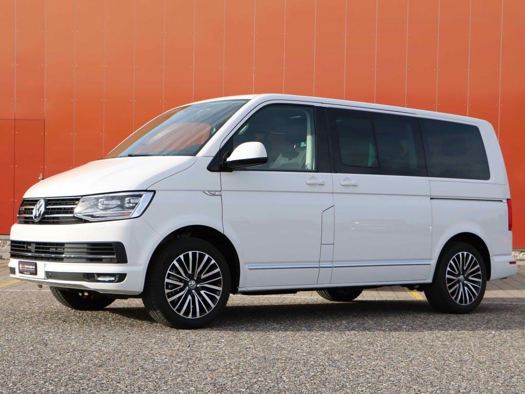bus VW T6 Multivan 2.0 Bi-TDI Highline 4Motion DSG