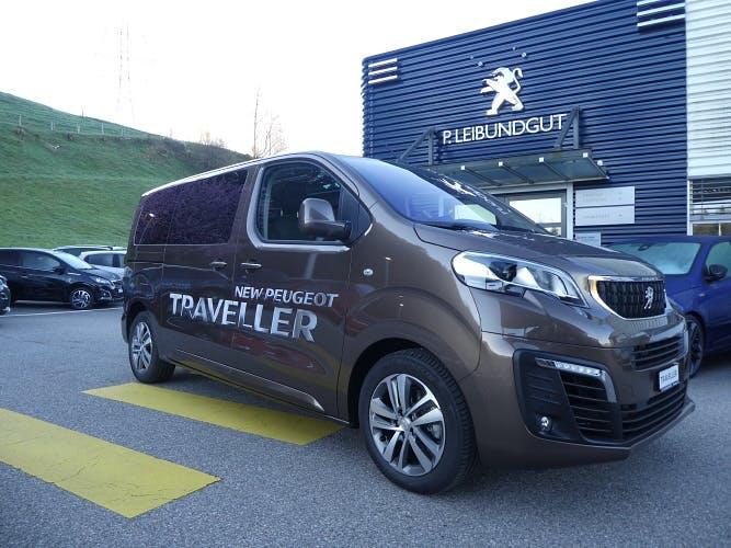 bus Peugeot Traveller Std.2.0 BHDi 180 All.S/S