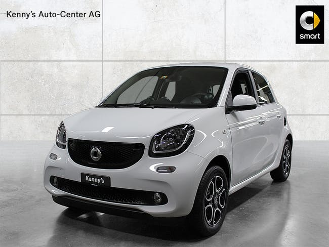 saloon Smart Forfour citypassion 90PS twinamic