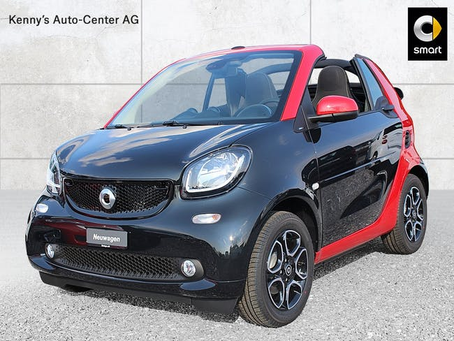 cabriolet Smart Fortwo cabrio passion 71PS twinamic