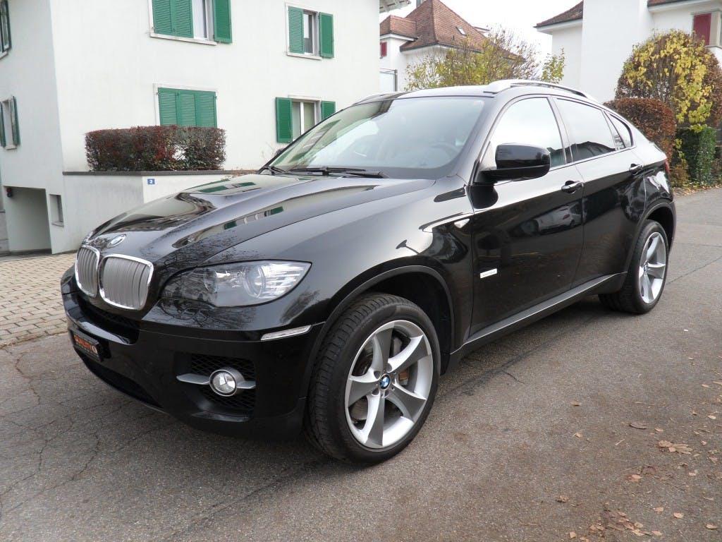 suv BMW X6 ActiveHybrid Steptronic