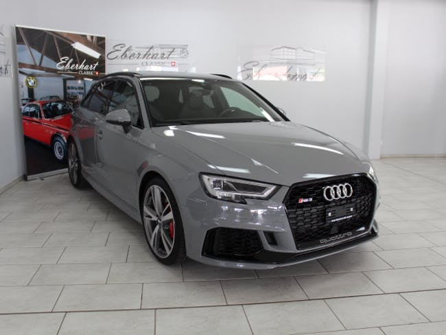 saloon Audi S3 / RS3 RS3 Sportback 2.5 TFSI quattro