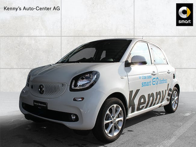 saloon Smart Forfour EQ passion twinamic