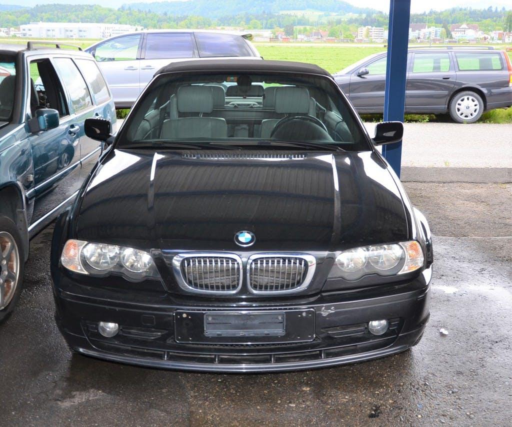 cabriolet BMW 3er 325Ci Cabriolet