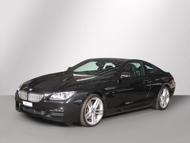 coupe BMW 6er 650 I XDRIVE COUPÉ