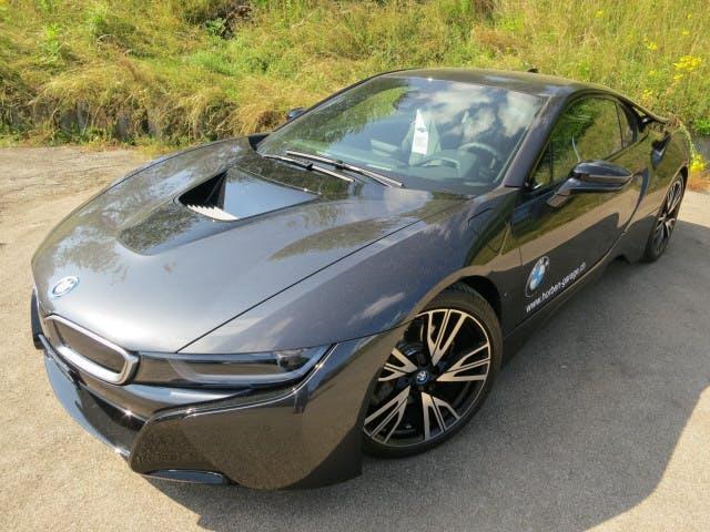 coupe BMW i8 i8