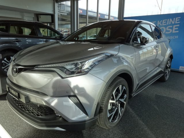 suv Toyota C-HR 1.2 T Style S 4x4