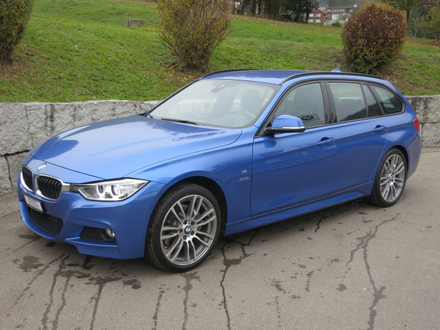 estate BMW 3er 335i xDrive Touring