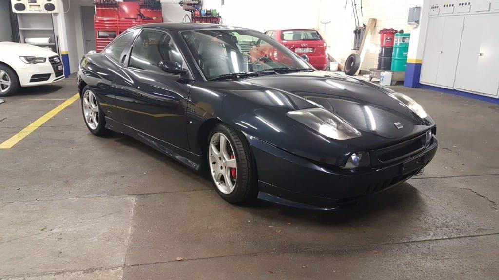 coupe Fiat Coupé 2.0 20V Turbo Plus
