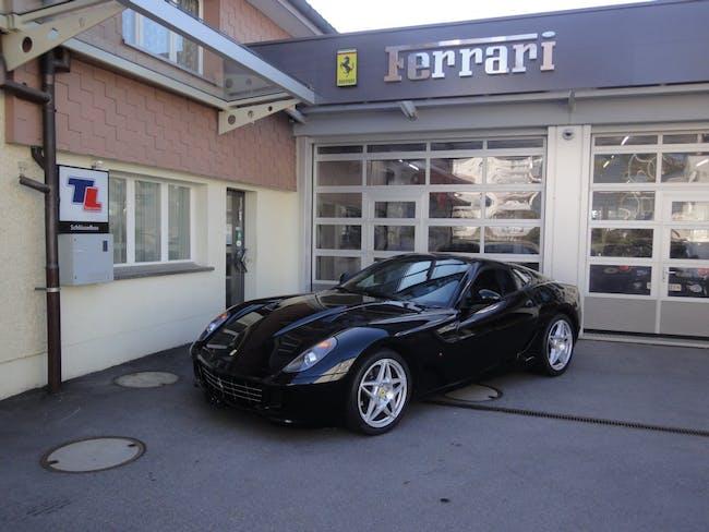 coupe Ferrari 599 GTB