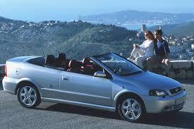 cabriolet Opel Astra Cabrio 2.2i 16V Bertone Edition