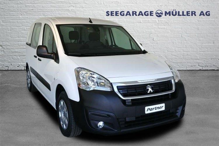 pickup Peugeot Partner Kaw. L1 Electric Active