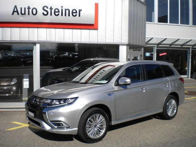 suv Mitsubishi Outlander 2.4 PHEV Style 4WD Automatic