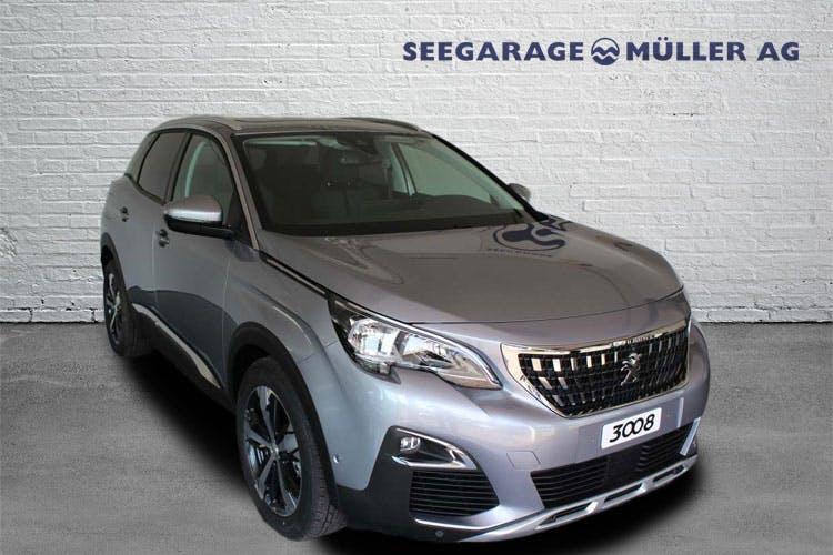 suv Peugeot 3008 1.6 THP Allure