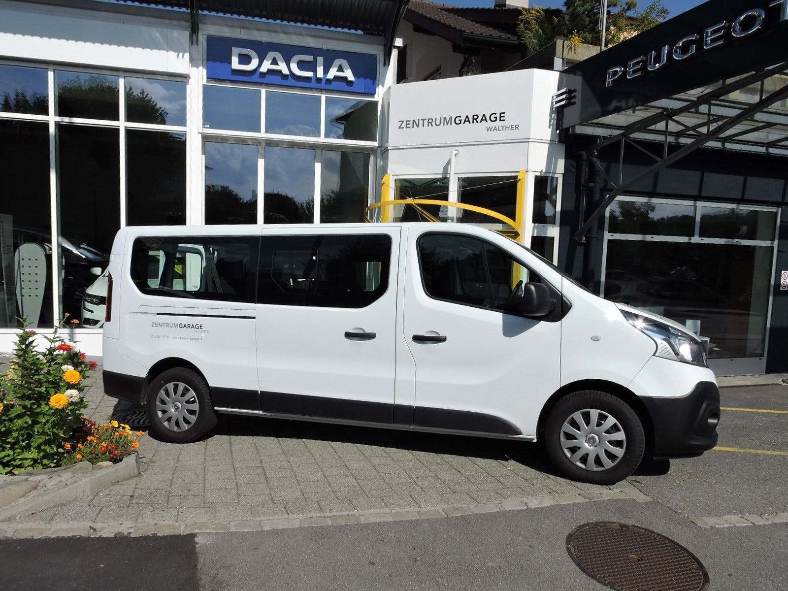 bus Renault Trafic Grand Pass.1.6 dCi TT Zen