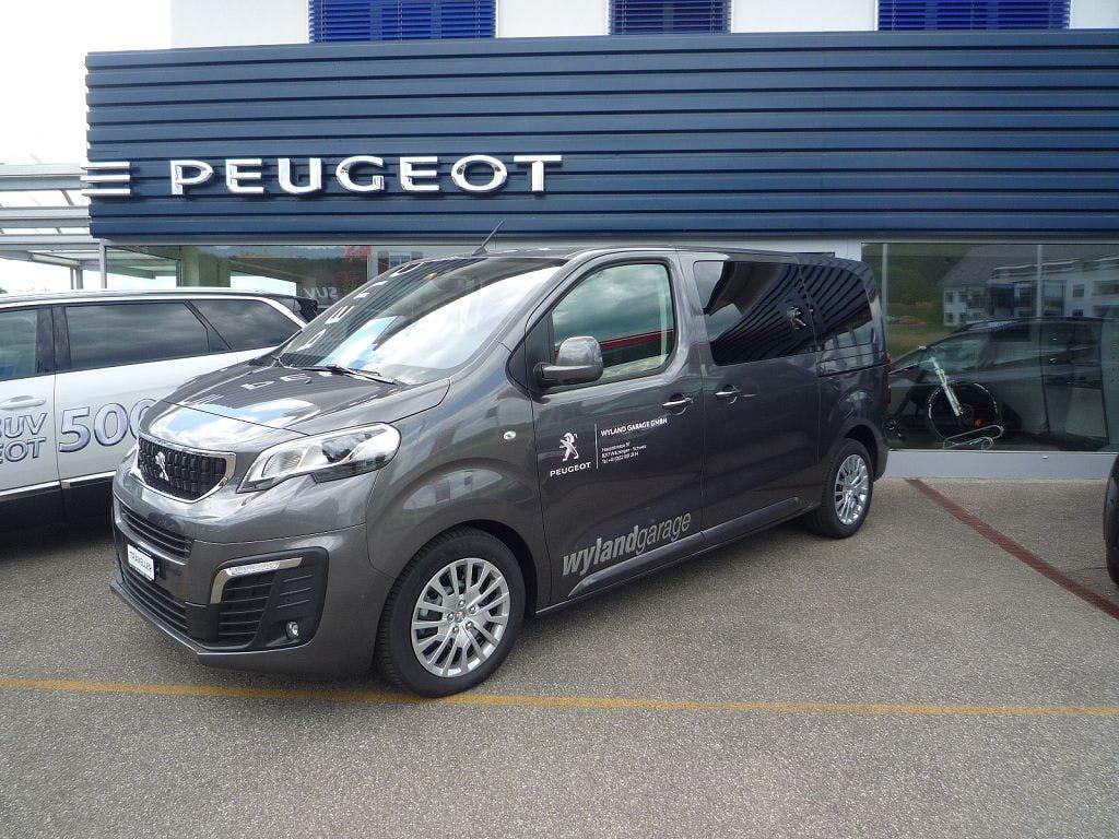 bus Peugeot Traveller Std.2.0 BHDi 180 Act.S/S