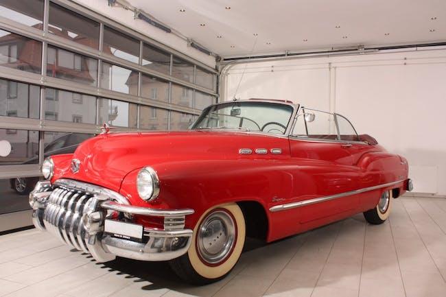 cabriolet Buick Super Cabriolet