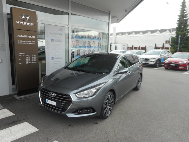 estate Hyundai i40 cw 1.7 CRDi 141 Vertex