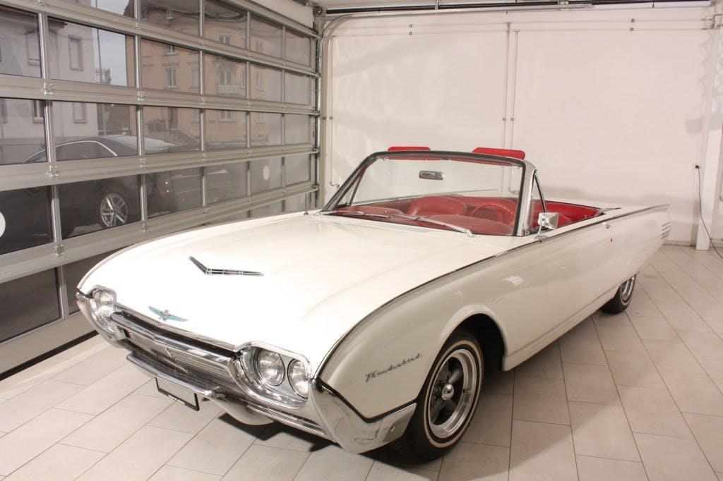 cabriolet Ford Thunderbird Thunderbird