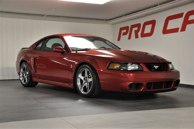 coupe Ford Mustang SVT Cobra 4.6