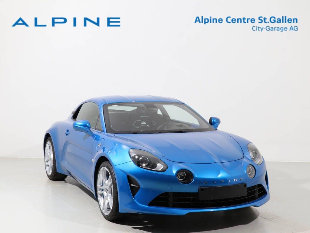 coupe Alpine A110 1.8 Turbo Pure