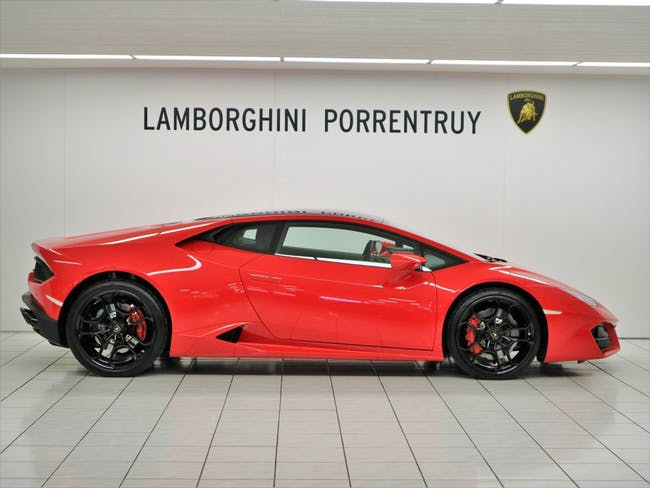 coupe Lamborghini Huracan LP580-2 Coupé DCT RWD