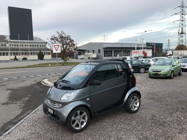 cabriolet Smart Fortwo pulse
