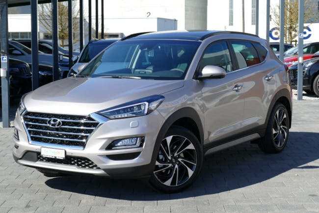 estate Hyundai Tucson 1.6 TGDI Luxury PLUS 4WD