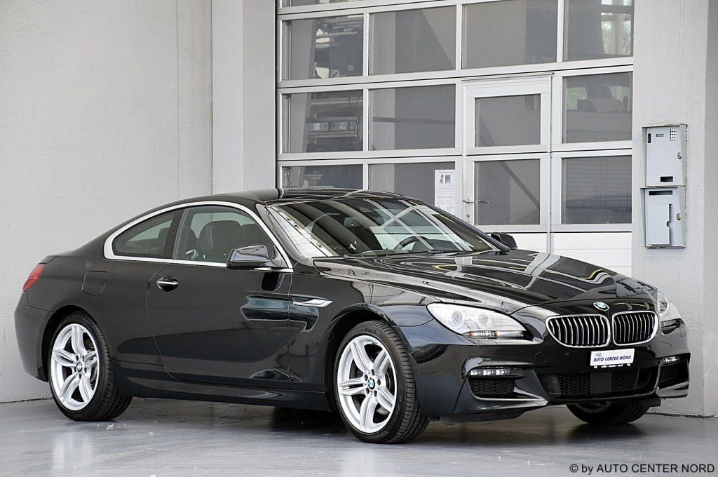 coupe BMW 6er 640d xDrive