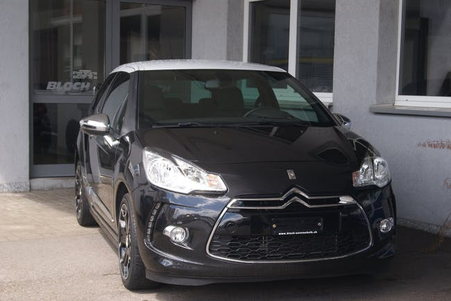 saloon DS Automobiles DS3 1.6 VTi 120 PS SO Chic