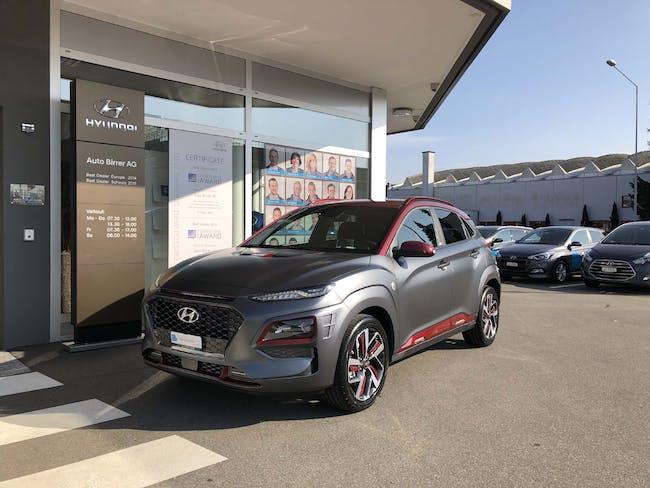 suv Hyundai Kona 1.6 T-GDi Iron Man Ed. 4WD