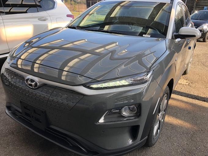 Hyundai Kona Electric Vertex 5'000 km 39'990 CHF - buy on carforyou.ch - 1