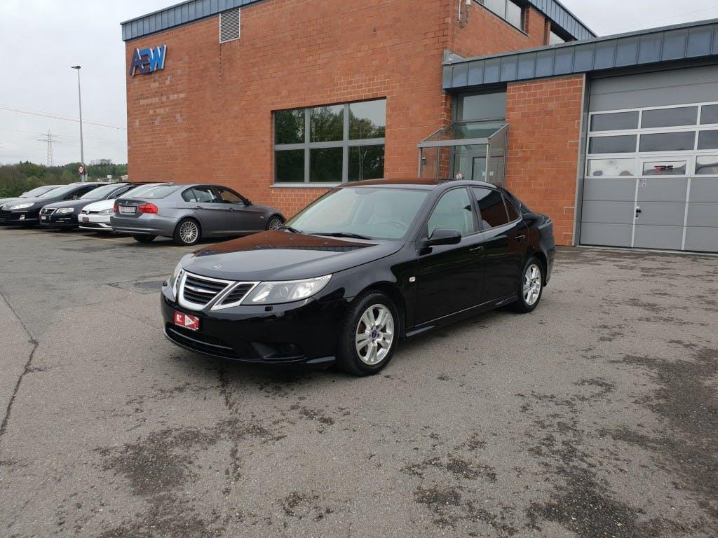 saloon Saab 9-3 1.9 TiD Vector