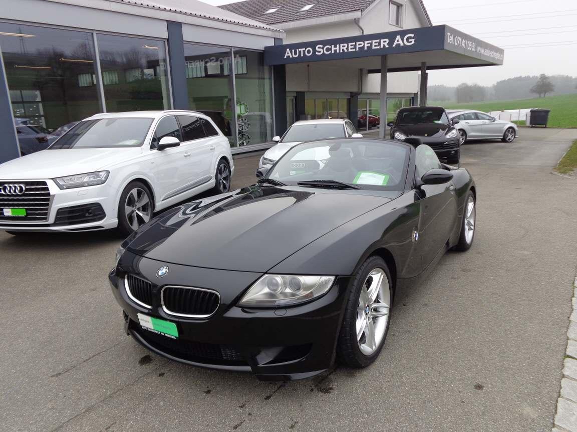cabriolet BMW Z4 M Roadster