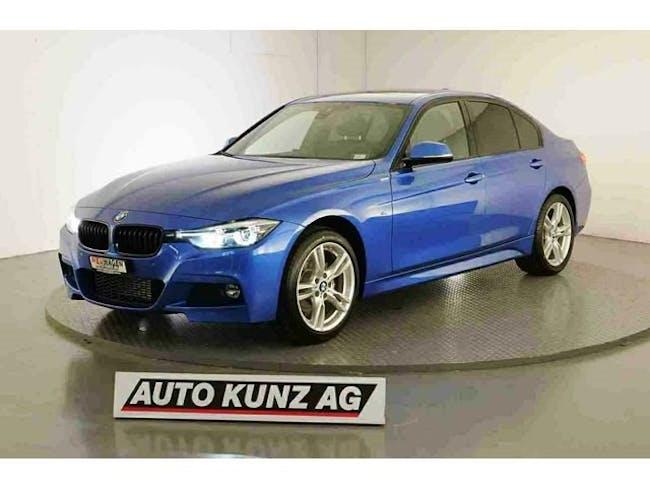 saloon BMW 3er 320 320d Edition M Sport Automat 190PS