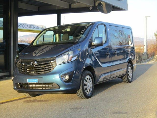 bus Opel Vivaro Ko.2.7t L1H1 1.6CDTI 120 S/S