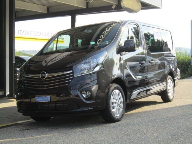 bus Opel Vivaro Ko.2.7t L1H1 1.6CDTI 125 Co.+