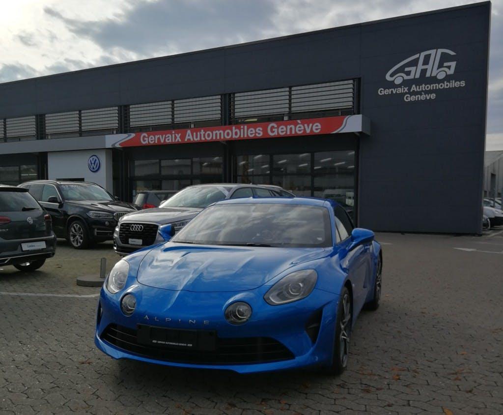 coupe Alpine A110 Alpine Pure
