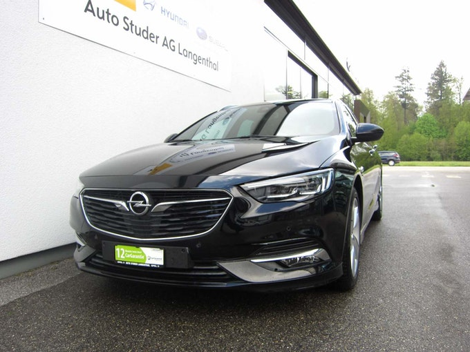 Opel Insignia ST 2.0 T Excellence AWD 21'800 km CHF33'000 - acheter sur carforyou.ch - 1
