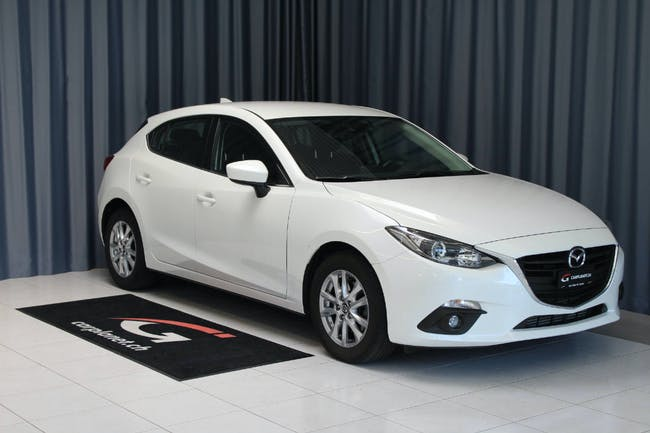 saloon Mazda 3 2.2 D Ambition