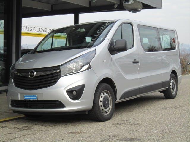 bus Opel Vivaro Ko.2.9t L2H1 1.6 CDTI 125 S/S