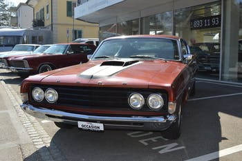 coupe Ford Fairlane Fastback 500GT