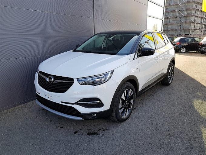 Opel Grandland X 1.2i TP DesLi 8'900 km 22'490 CHF - kaufen auf carforyou.ch - 1