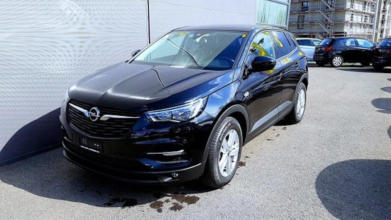 Opel Grandland X 1.2i TP Enjoy 11'100 km 19'490 CHF - buy on carforyou.ch - 1