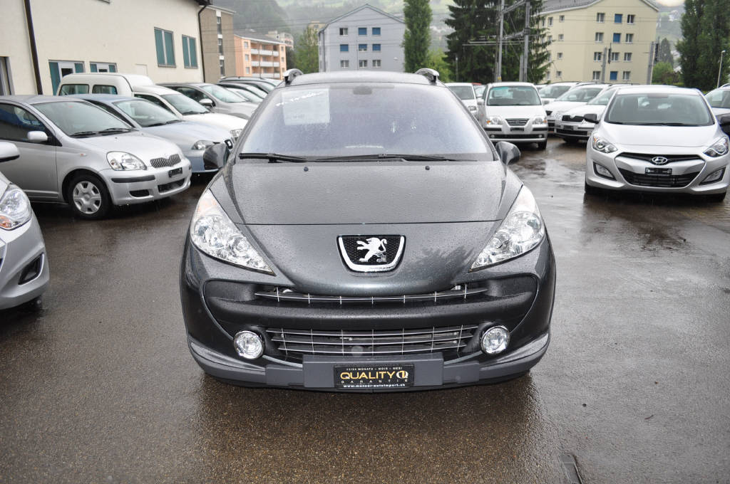 estate Peugeot 207 SW 1.6 16V Outdoor