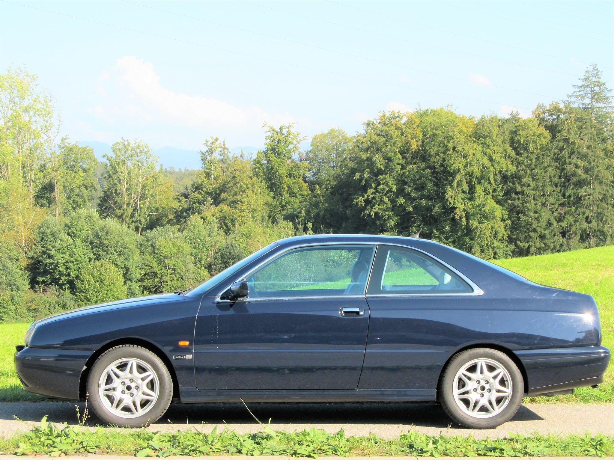coupe Lancia Kappa 3.0 V6 LX