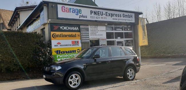suv BMW X3 E83 20d