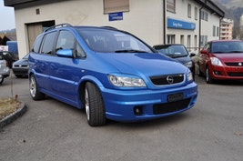 Opel Zafira 2.0 16V Tbo OPC 130'100 km 6'500 CHF - kaufen auf carforyou.ch - 2