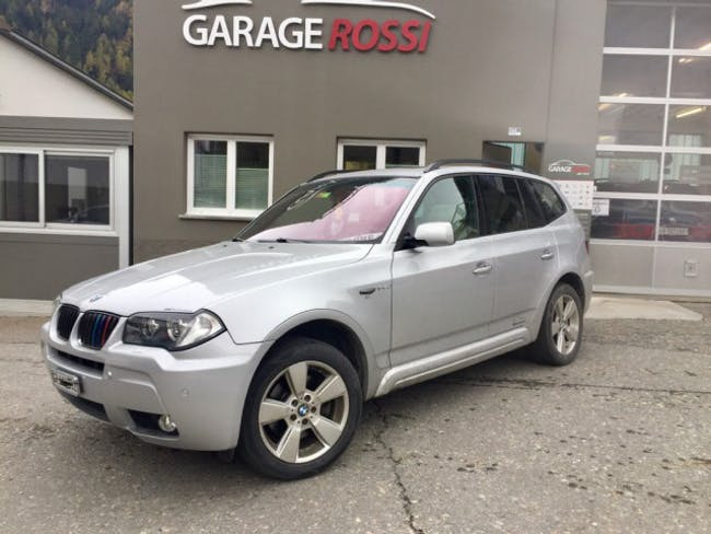 suv BMW X3 xDrive 35d (3.0sd)