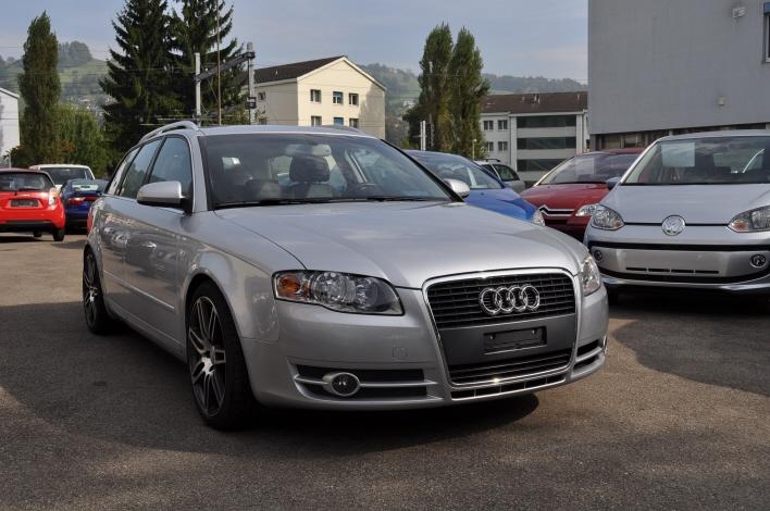 estate Audi A4 Avant 2.0 TDI 140 DPF
